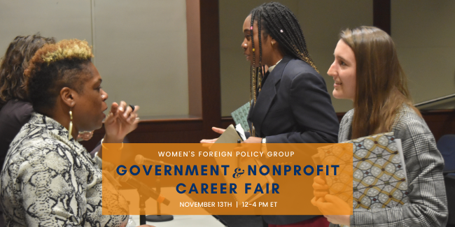 Nonprofit and Government Career Fair