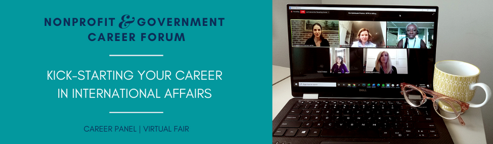 Government and Nonprofit Career Fair