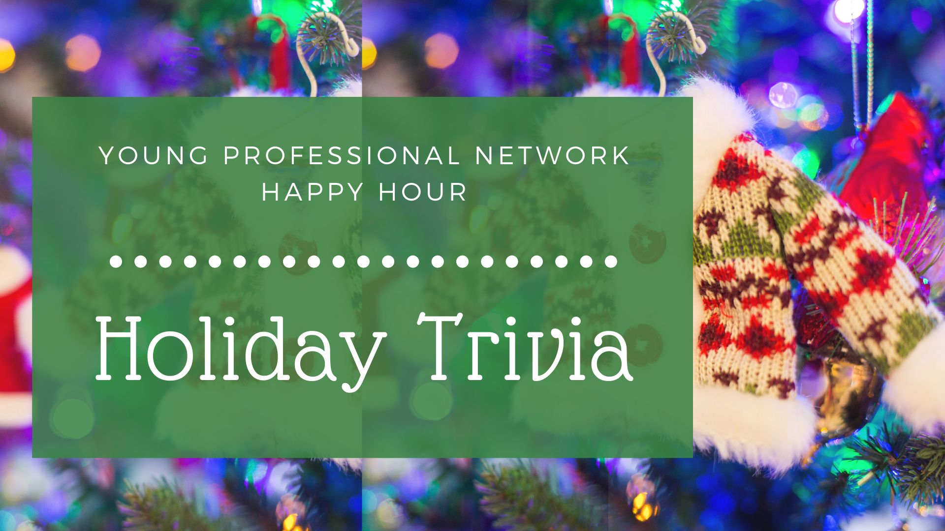 YPN Holiday Trivia