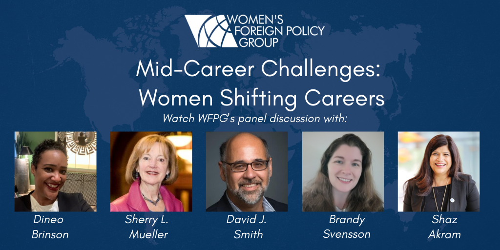Mid-Career Challenges: Women Shifting Careers