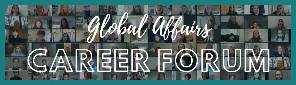 Global Affairs Career Forum