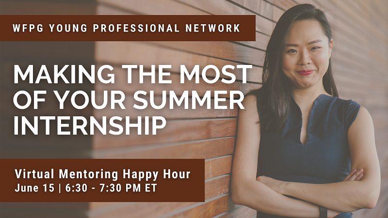 Making the Most of Your Summer Internship