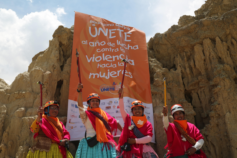 Indigenous women in Guatemala