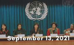The Creation of UNSCR 1325: Uncovering the Inside Story