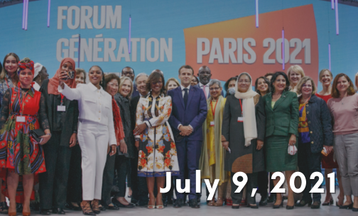 Generation Equality Forum: Accelerating the Gender Agenda Through Youth Leadership