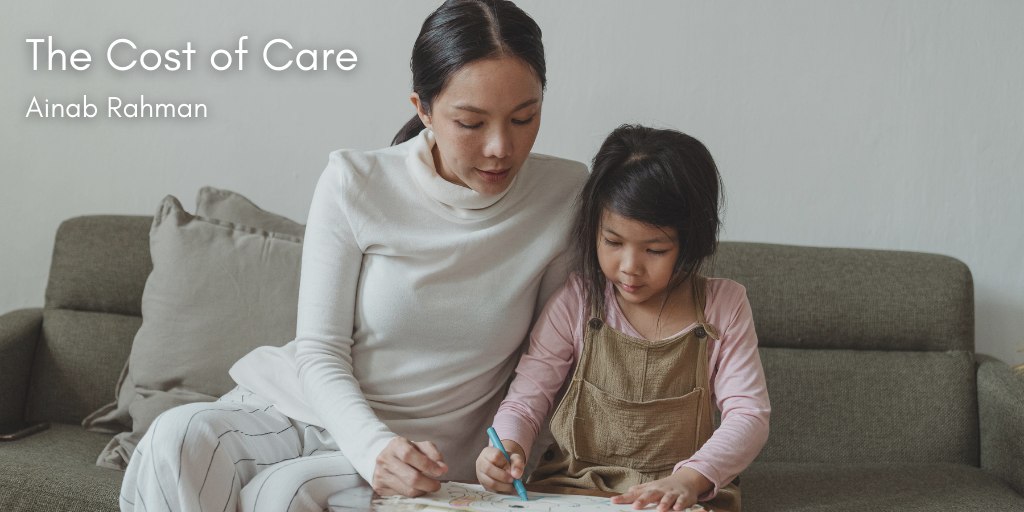 Blog Post: The Cost of Care